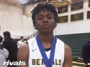 Rivals analyst bullish on NC State's chances with Cam Hayes