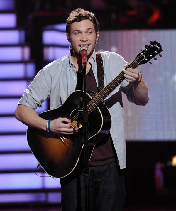 Phillip Phillips New Single 'Home' A Huge Sales Hit