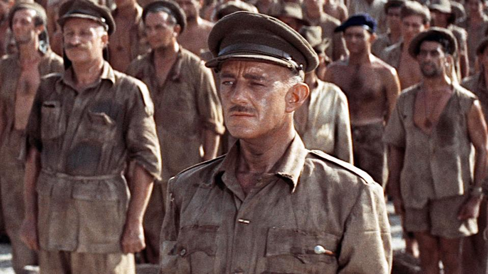 'The Bridge on the River Kwai'. (Credit: Columbia Pictures)