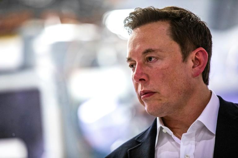 The success of the test is essential for Elon Musk's SpaceX and for NASA, which urgently needs to certify a spacecraft to transport its astronauts to the ISS this year (AFP Photo/Philip Pacheco)