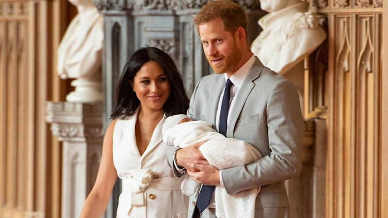 8d6b88776 Meghan Markle Finally Gets That Princess Title, Thanks to Baby Archie