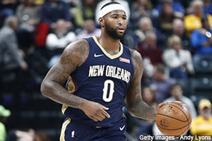 Daniel E. Dobish takes a look at Monday's huge fantasy performances, including the historic triple-double of DeMarcus Cousins
