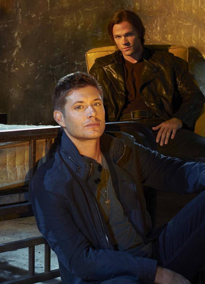 "<b>""Supernatural"" (The CW)</b>"