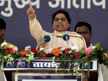 Day after exit polls predict NDA win, BSP confirms Mayawati won't meet Opposition leaders at Sonia Gandhi's residence