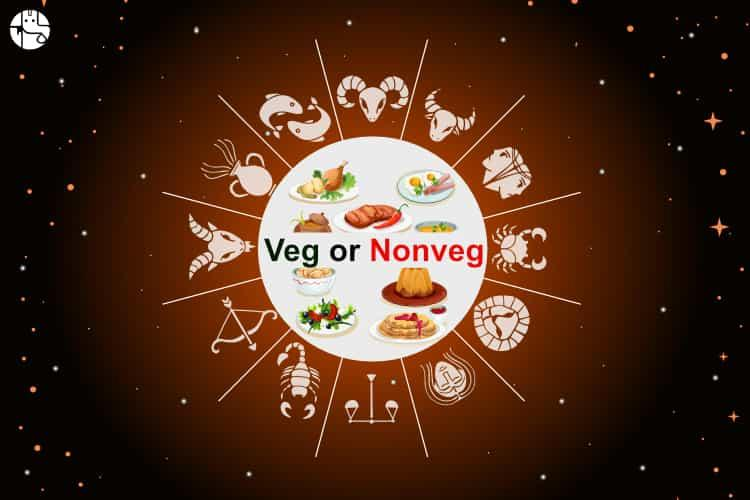 What Astrology Says About Veg Food and Non-veg Food?