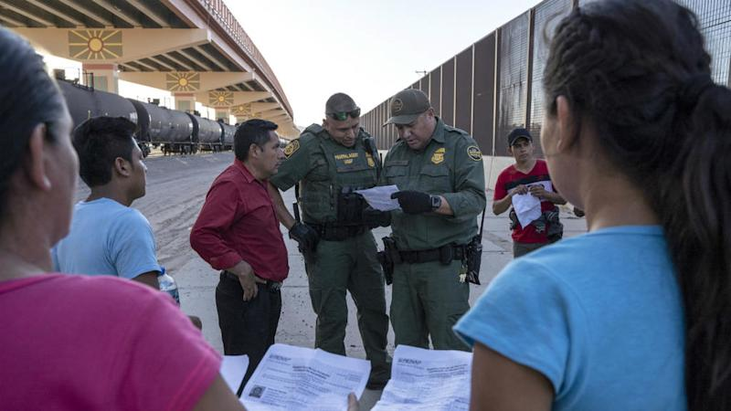 US Supreme Court allows Trump's asylum restriction to stay in place, for now