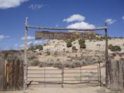 """<p><strong>Home of Truth, UT</strong></p><p>Let's go down the checklist on this one. Abandoned? Check. Located in the middle of nowhere in San Juan County? Check. The former home to a utopian cult? Check. A slew of burial sites on the property? Check. <a href=""""http://www.sjrnews.com/view/full_story/6745801/article-Marie-Margaret-Snyder-Ogden?instance=series_giants_sanjuan"""" rel=""""nofollow noopener"""" target=""""_blank"""" data-ylk=""""slk:Mummified corpses"""" class=""""link rapid-noclick-resp"""">Mummified corpses</a>? Double-check. Need we say more?</p><p>Photo: Wikimedia Commons/<a href=""""https://en.wikipedia.org/wiki/Home_of_Truth,_Utah#/media/File:Marie's_Place_Utah.jpeg"""" rel=""""nofollow noopener"""" target=""""_blank"""" data-ylk=""""slk:Ntsimp"""" class=""""link rapid-noclick-resp"""">Ntsimp</a></p>"""