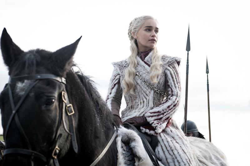 Emilia Clarke and Sophie Turner Wrote Emotional Farewells to   Game of Thrones