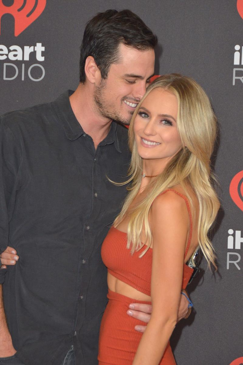 The Bachelor's Ben Higgins and Fiancée Lauren Bushnell Are Set to Host a Disney Weddings Special