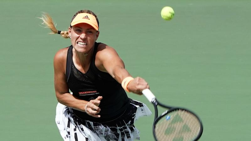 Pan Pacific Open washed out after Keys retires against Kerber