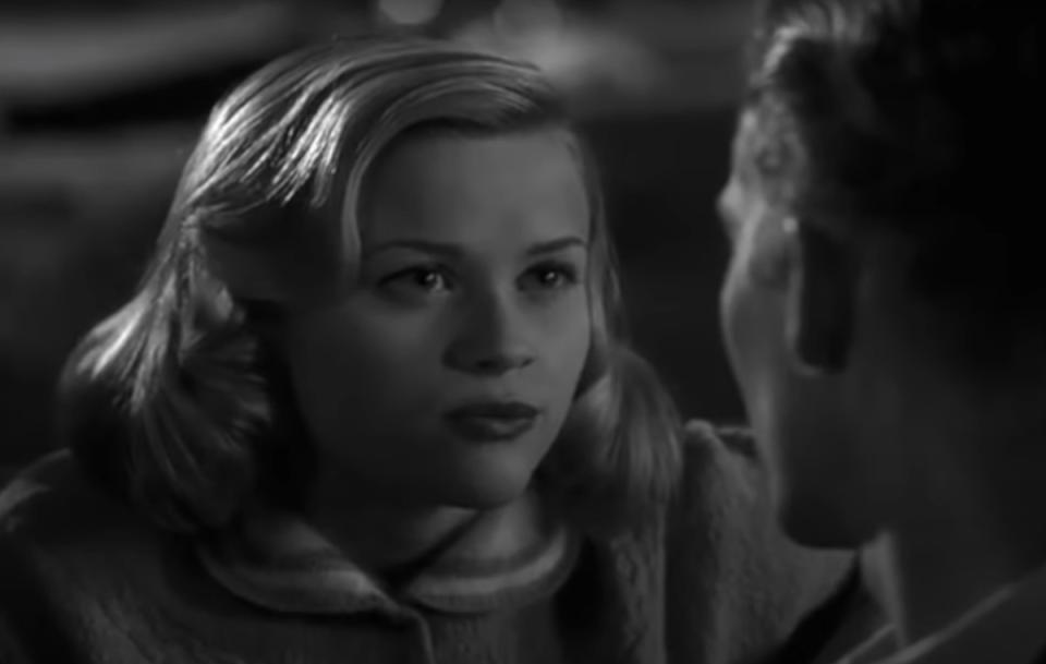 Reese Witherspoon in Pleasantville