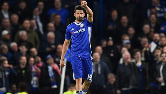"""<p>The Spanish striker's altercation with Antonio Conte in January looks finally to have forced Costa out of Chelsea, with Chinese side Tianjin Quanjin <a href=""""http://www.90min.com/posts/4956855-chelsea-striker-signs-pre-contract-agreement-ahead-of-expected-summer-move-to-china"""" rel=""""nofollow noopener"""" target=""""_blank"""" data-ylk=""""slk:thought"""" class=""""link rapid-noclick-resp""""> thought</a> to have signed a €30m pre-contract with the 28-year-old. </p>"""