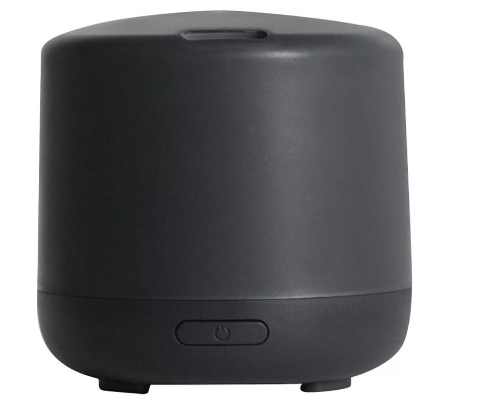 """This diffuser has up to six hours of vapor, three timer settings and an auto shut-off feature. It has a 3.1-star rating and more than 30 reviews. <a href=""""https://goto.target.com/k5aMd"""" target=""""_blank"""" rel=""""noopener noreferrer"""">Find it for $18 at Target</a>."""