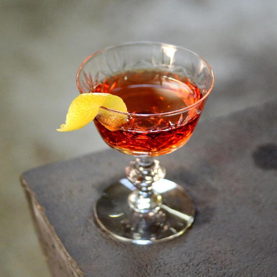 """<p><strong> New Orleans, Louisiana</strong></p> <p>There is perhaps no spirit that conjures the essence of New Orleans like absinthe, so it's fitting that it would be part of the lineup at <a href=""""http://ateliervie.com/"""" rel=""""nofollow noopener"""" target=""""_blank"""" data-ylk=""""slk:Atelier Vie"""" class=""""link rapid-noclick-resp"""">Atelier Vie</a>. In addition to Absinthe, they also produce whiskey, rum gin, brandy, and vodka. Owner Jedd Hass is an artist and musician and his creative spirit influences everything from the label design to the eclectic lineup. He says their recipe for the <a href=""""http://ateliervie.com/ateliervie/toulouse-red-sazerac/"""" rel=""""nofollow noopener"""" target=""""_blank"""" data-ylk=""""slk:Toulouse Red Sazerac"""" class=""""link rapid-noclick-resp"""">Toulouse Red Sazerac</a> has been lauded as, the best sazerac ever,"""" by many bartenders.</p>"""