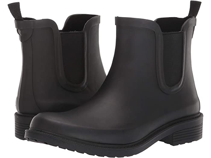 "<h3>Madewell Chelsea Rain Boot</h3><br>""LOVE these rain boots. Cute, stylish, comfortable. I traditionally have narrow feet, so I have to wear a tad thicker socks, but still great!"" - Anonymous<br><br><strong>Madewell</strong> Chelsea Rain Boots, $, available at <a href=""https://go.skimresources.com/?id=30283X879131&url=https%3A%2F%2Fwww.zappos.com%2Fp%2Fmadewell-the-chelsea-rain-boots-true-black%2Fproduct%2F9355247%2Fcolor%2F93164"" rel=""nofollow noopener"" target=""_blank"" data-ylk=""slk:Zappos"" class=""link rapid-noclick-resp"">Zappos</a>"