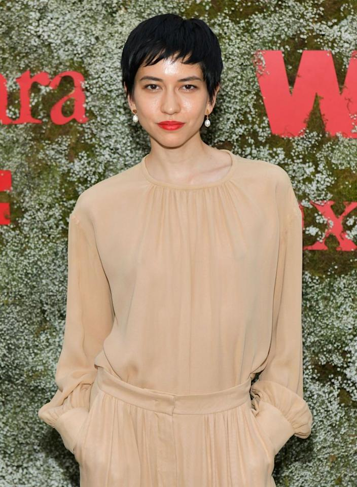 <p>Mizuno will play Lily Chan, the series' protagonist. Mizuno appeared in both of Garland's previous films. You'll remember her <em>Ex Machina </em>role <em></em>as Oscar Issac's AI assistant/girlfriend/dance partner. (The dance was iconic.) Mizuno also starred alongside Justin Theroux (and Jonah Hill and Emma Stone) in Netflix's <em>Maniac</em>. She's been killing it, and we expect another standout performance.<em></em> </p>