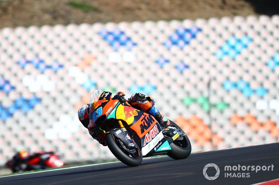 """Jorge Martin, Red Bull KTM Ajo<span class=""""copyright"""">Gold and Goose / Motorsport Images</span>"""