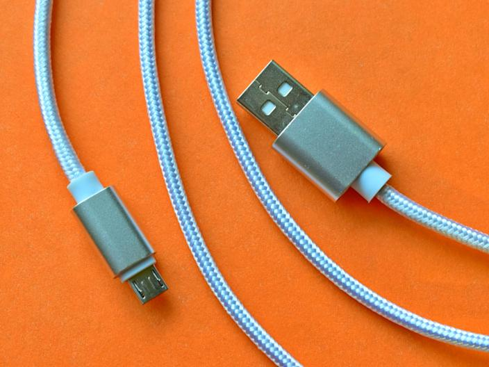 Android smart phone charging cord