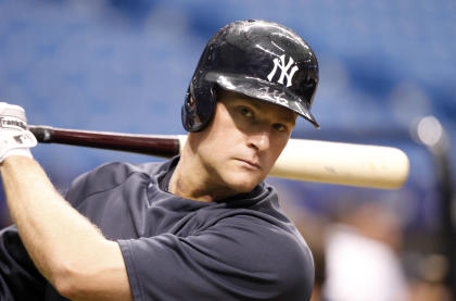 Chase Headley had a .371 on-base percentage in 58 games with the Yankees last season. (USA TODAY Sports)