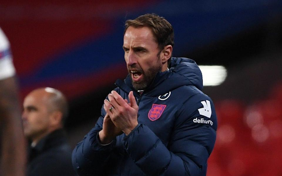 Gareth Southgate -England vs Belgium, player ratings: Who impressed as the Three Lions conquered the world's top-ranked side? - NMC POOL