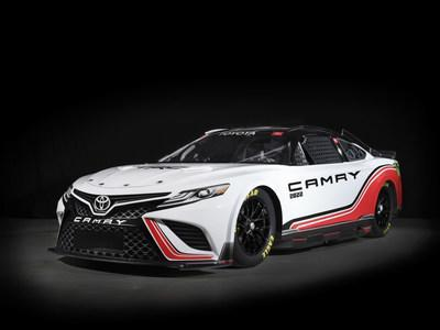 Toyota TRD Camry to represent Toyota in the NASCAR Cup Series