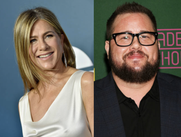 """<p>For Jennifer Aniston and Chaz Bono, <em>The Morning Show</em> star and the LGBTQ+ activist (who also happens to be the son of Cher) weren't just classmates at LaGuardia High School, a performing arts school in New York City. Apparently, they were also pretty close friends. """"Every day a group of us would go to Chaz's house after school,"""" Aniston told <em><a href=""""https://www.allure.com/gallery/jennifer-aniston-style#slide=1"""" rel=""""nofollow noopener"""" target=""""_blank"""" data-ylk=""""slk:Allure"""" class=""""link rapid-noclick-resp"""">Allure</a></em>. Hanging out at Cher's house after school? Yeah, no big deal.</p>"""