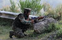 India blames Pakistan militants for Kashmir attack which killed 17