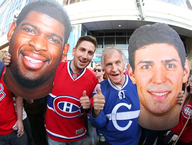 Canadiens sell out Bell Centre for Game 7 versus Bruins, which is in Boston