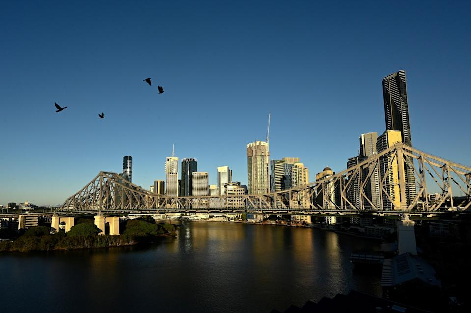 Brisbane will host the Olympics in 2032 (Reuters)