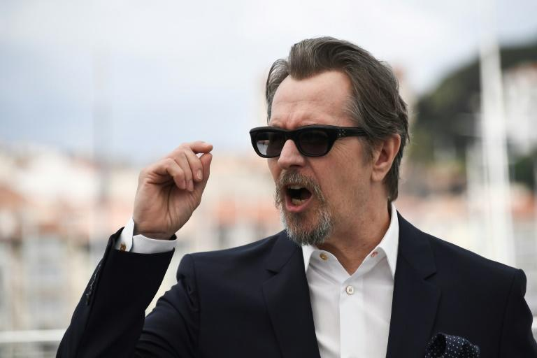 "British actor Gary Oldman -- already an Oscar winner -- is again nominated for his work in ""Mank,"" an ode to the Golden Age of Hollywood"