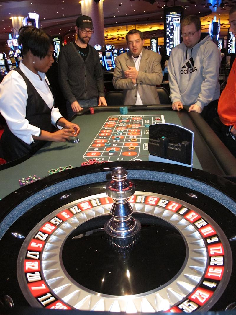 Atlantic City casinos end 6th straight down year