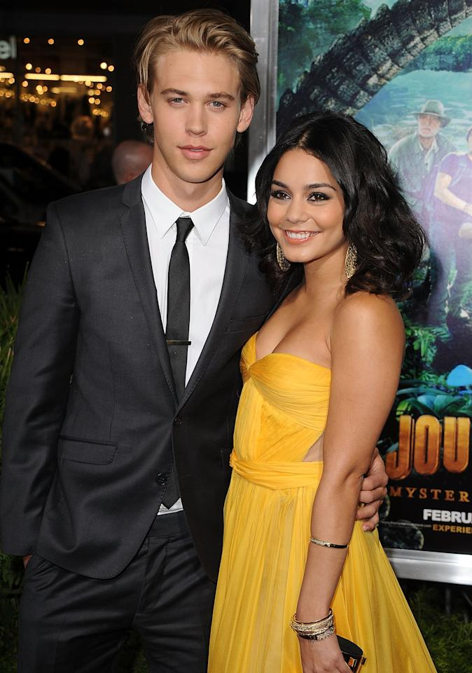 Vanessa Hudgens and Austin Butler Are Crazy in Love, and It's a Beautiful Thing