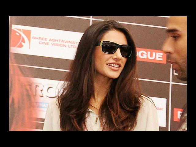 <b>9. Nargis Fakhri</b><br>In traditional Indian attire or in a bikini, the 'Rockstar' actress looks every bit of a seductress.