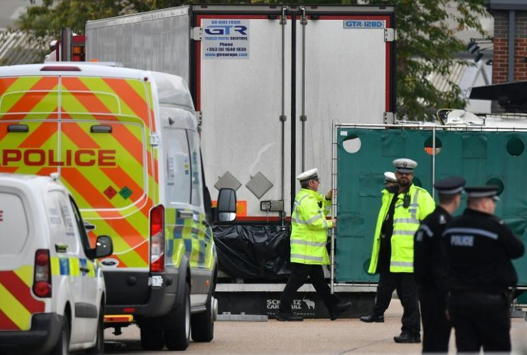 The lorry driver has pleaded guilty to 39 counts of murder