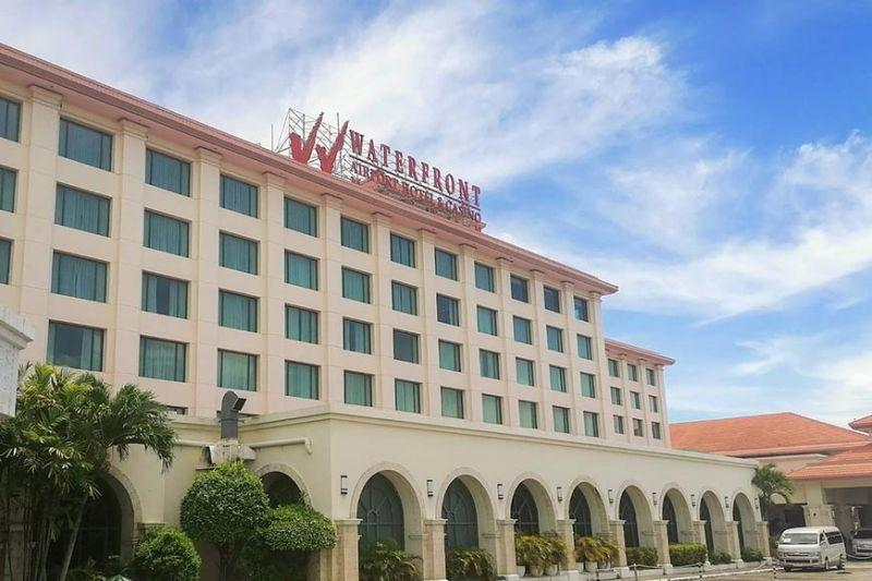 Waterfront Airport wins Global Best Casino Hotel