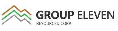 Group Eleven Resources Corp. logo (CNW Group/Group Eleven Resources Corp.)