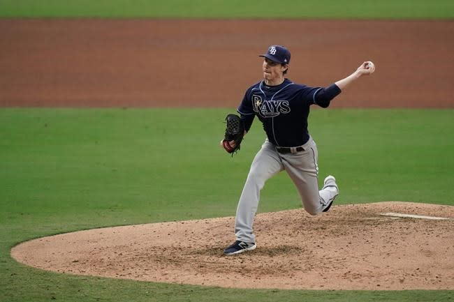 Rays burned by opener in Game 4; tab Glasnow for Game 5
