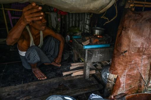 Kyaukphyu camp residents are desperate for a chance to rebuild their lives, with some comparing the conditions to prison
