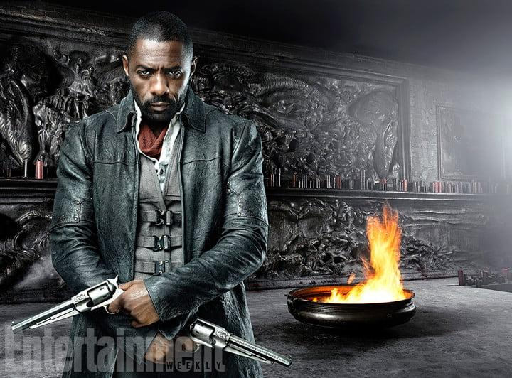 The Dark Tower (2017) Idris Elba June 18, 2016 - Cape Town, South Africa Photograph by Marco Grob