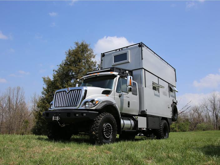 The Pangea from Global Expedition Vehicles. 7