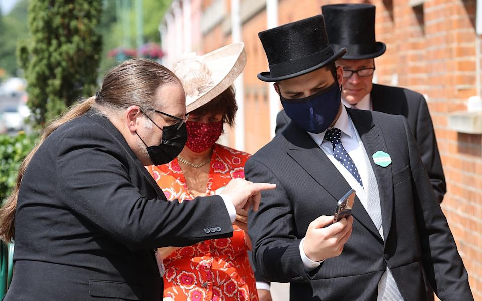 royal ascot 2021 live results day 1 tips betting updates - Chris Jackson/Getty Images