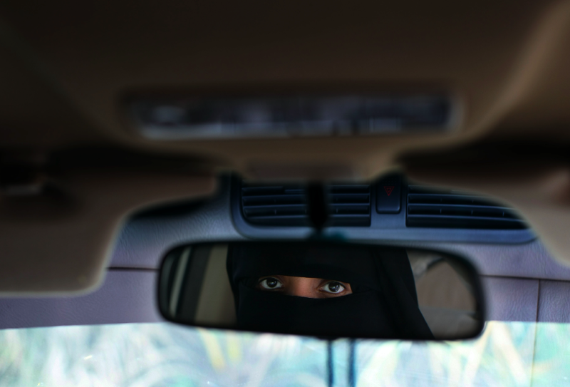 Women will be allowed to drive in Saudi Arabia (Picture: Rex)