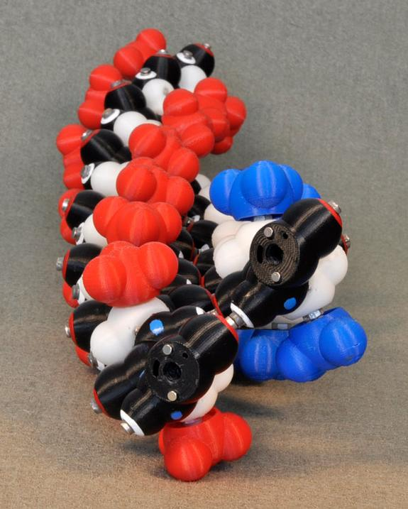 3D Printing Molecules Can Reveal New Insights