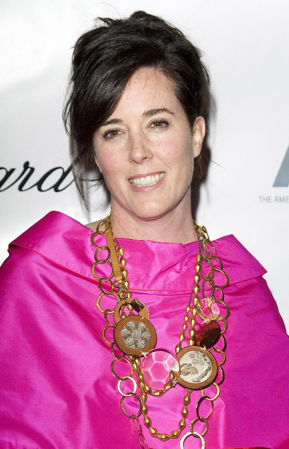 Kate Spade (Photo: Getty Images)