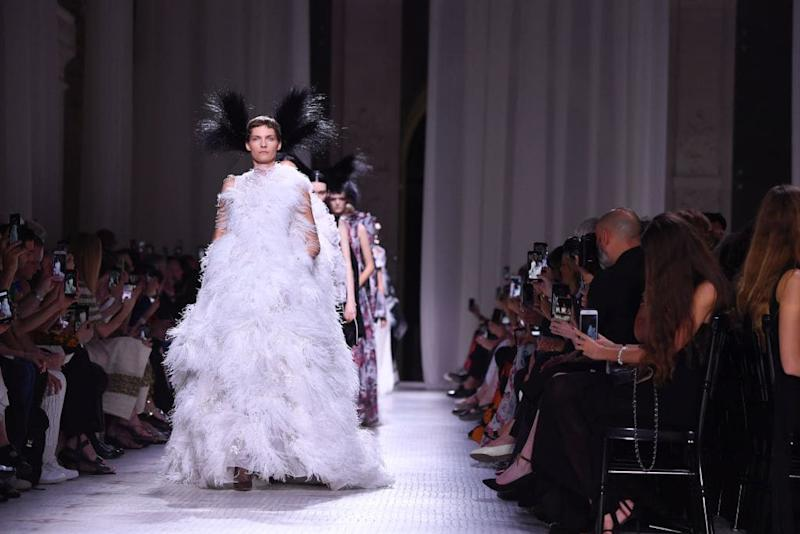 Watch the Givenchy Runway Show Live