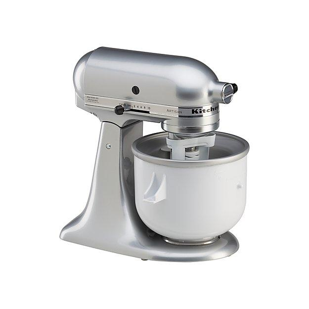 KitchenAid Stand Mixer Ice Cream Maker Attachment ('Multiple' Murder Victims Found in Calif. Home / 'Multiple' Murder Victims Found in Calif. Home)
