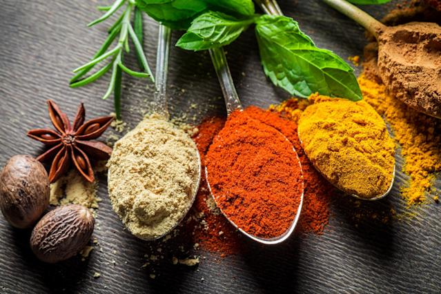 <p>According to Whole Foods, 2018 will bring traditional Middle Eastern dishes to our attention. From Persian delicacies to Moroccan flavors, classic ingredients are heading our way. Spices such as harissa and cardamom are becoming more popular, while mint and tahini rule our taste buds. (<em>Photo: Getty Images)</em> </p>