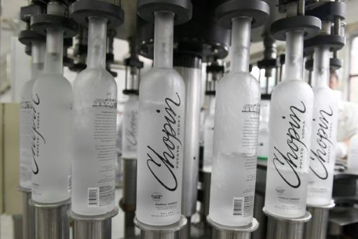 There is an art to drinking vodka, according to the Chopin brand