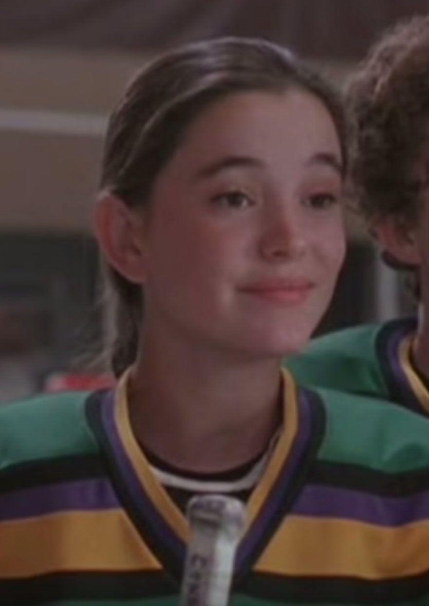 "<p><a href=""https://www.goodhousekeeping.com/life/entertainment/a34705/mighty-ducks-kids-where-are-they-now/"" rel=""nofollow noopener"" target=""_blank"" data-ylk=""slk:Marguerite played Connie"" class=""link rapid-noclick-resp"">Marguerite played Connie</a>, or ""The Velvet Hammer"" of <em>The Mighty Ducks</em>, as Averman referred to her as in the beginning of the film. She was the only girl on the team before Gordon recruited figure skater Tammy, and she didn't put up with any of the boys' immaturity. Connie was also romantically linked to Guy Germaine throughout the movie, and the two kissed at the end of the championship game.</p>"