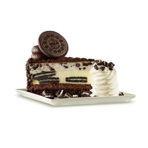 Let Freedom Ring! The Cheesecake Factory to Deliver Free Slices of OREO® Dream Extreme Cheesecake Through DoorDash This July